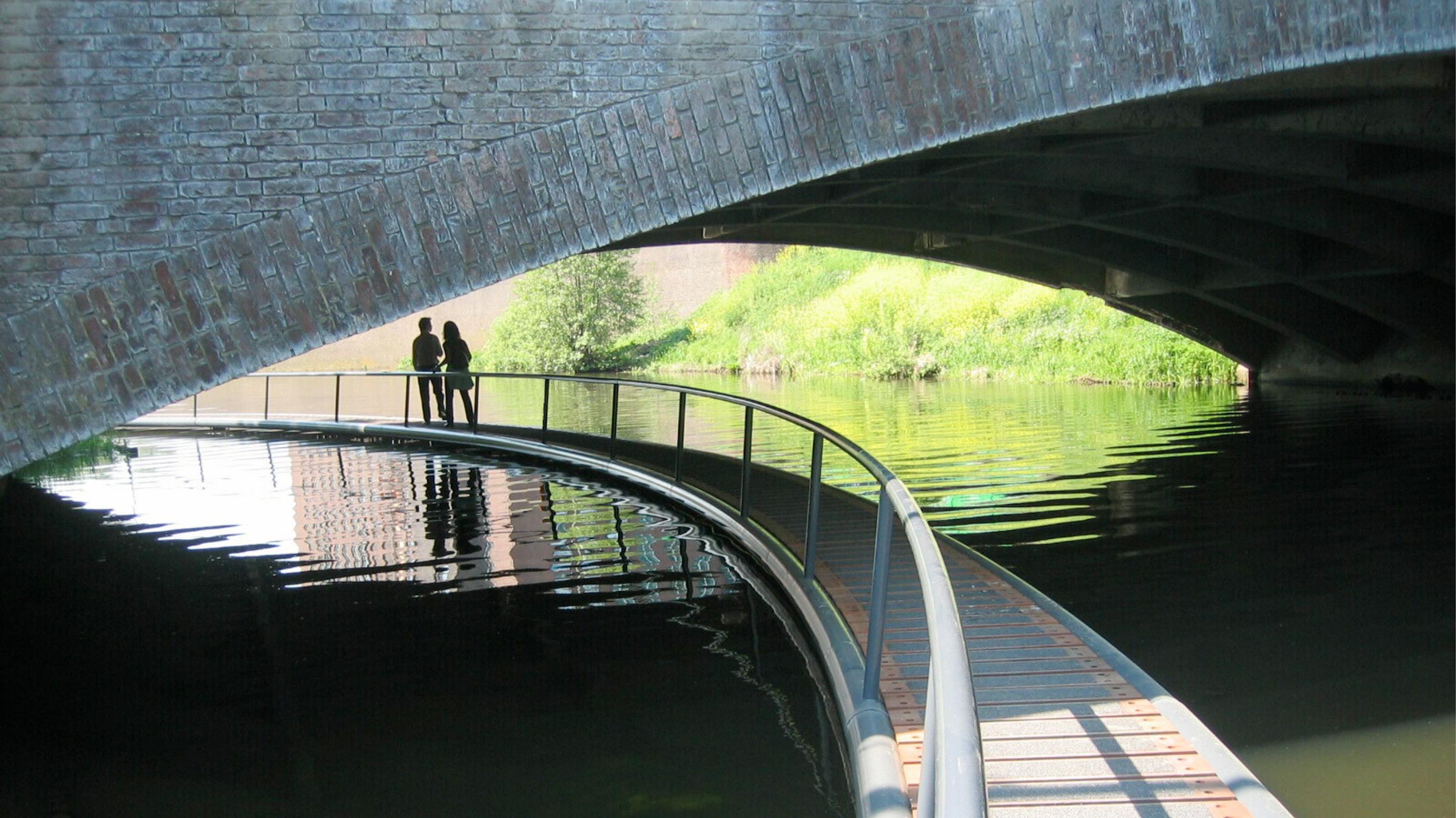 Onderdoorgang Willemsbrug