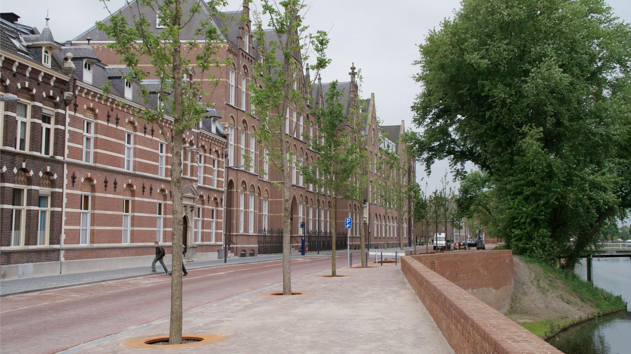 Westwal en Sint Janssingel