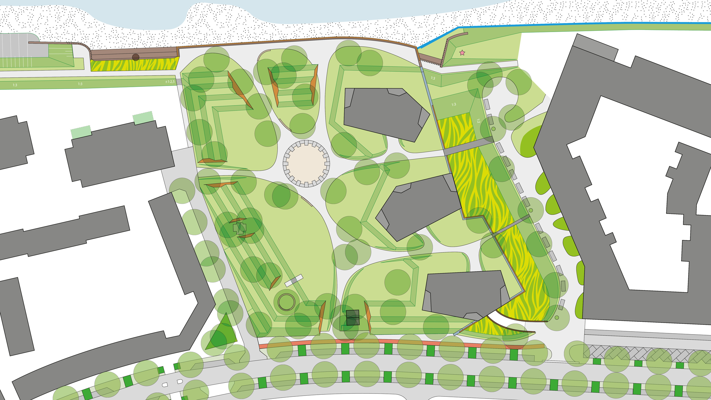 Park Fort Kraijenhoff